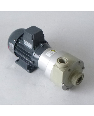 ATOTECH Pumpe M-40-32-82-15/PP+VA + Emod FK71S/2 NOV