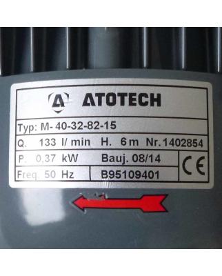 ATOTECH Pumpe M-40-32-82-15 + Emod FK71S/2 NOV