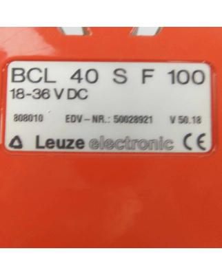 Leuze Barcodeleser BCL 40 S F 100 50028921 GEB