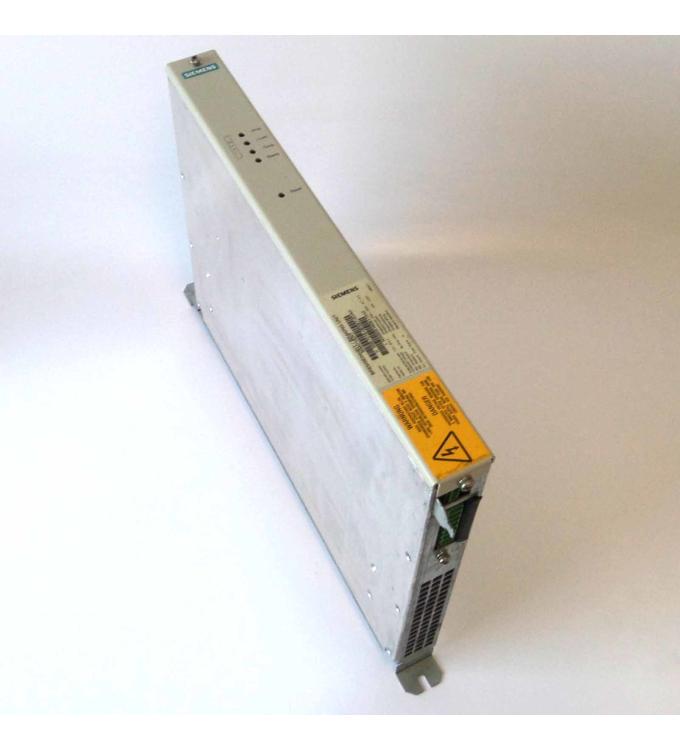 Siemens SIMOVERT Bremseinheit 6SE7018-0ES87-2DA0 GEB