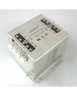 Schaffner Netzfilter FN256-64-52 3x480/275VAC 50/60Hz GEB