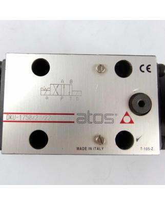 Atos Magnetventil DKU-1750/2/22 GEB