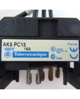 Telemecanique Abgreifeinheit f. AK5-System 16A 3-Leiter...