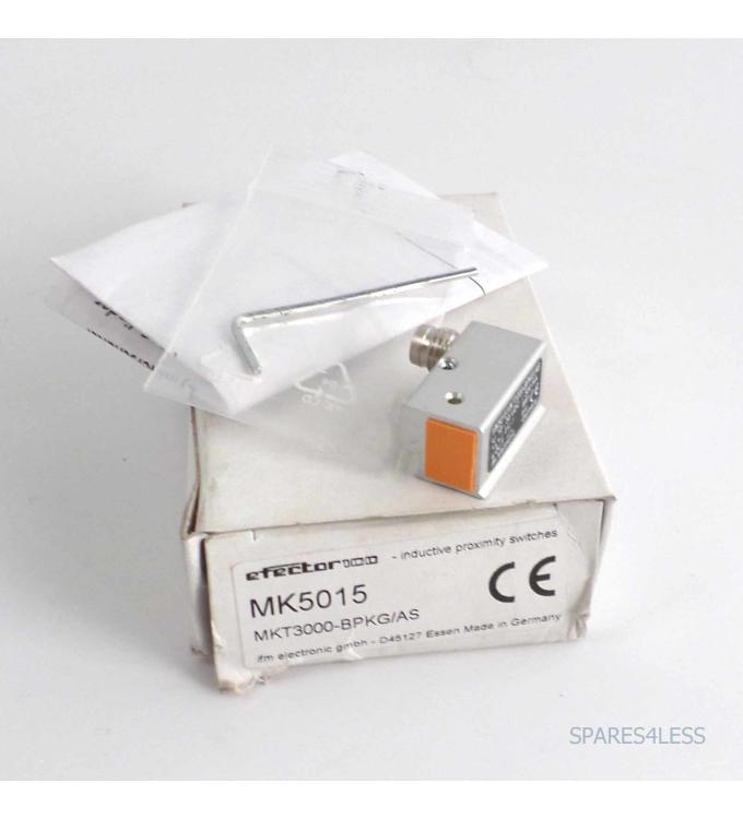 ifm Magnetischer Zylinderschalter MK5015 MKT3000-BPKG/AS OVP