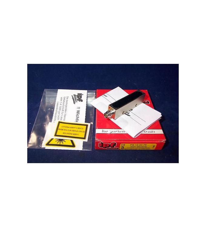 ipf electronic Sensor Laser Sender PS 130075 OVP
