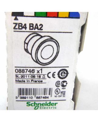 Schneider Drucktaster ZB4 BA2 088746 OVP