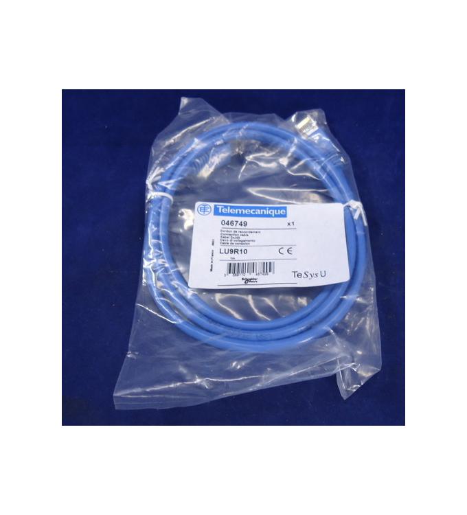 Telemecanique LU9R10 Kabel 2xJ45 046749 OVP