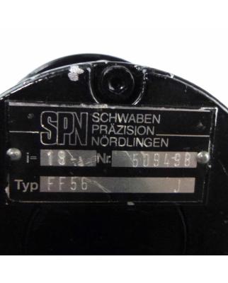 SPN Getriebe FF56 J Ratio=8 NOV