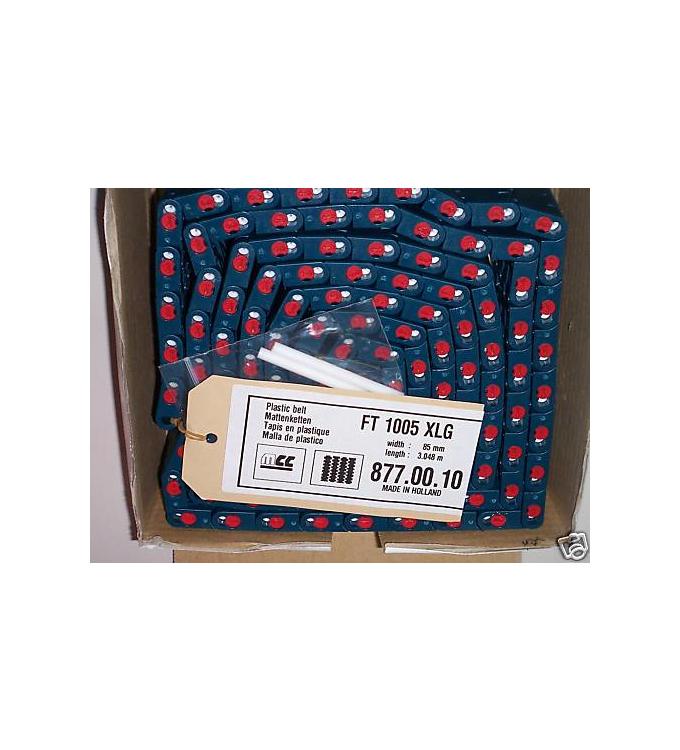 MCC Mattenkette / Plastic Belt FT1005XLG OVP