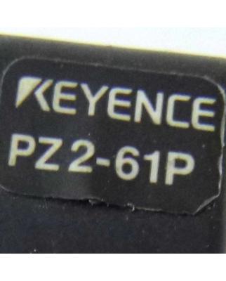 Keyence Fotoelektrischer Sensor /  Lichtschranke PZ 2-61P...