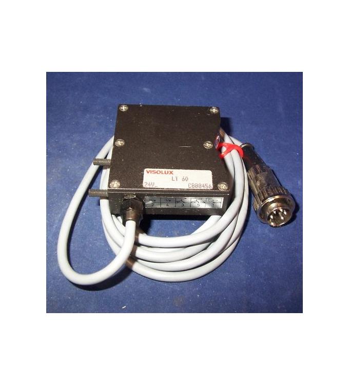 VISOLUX Miniatur-Lichtschranke LT60 C888456 GEB