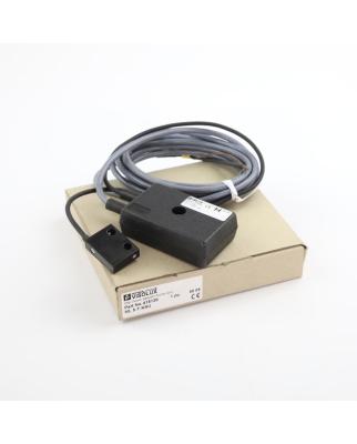 VISOLUX Miniatur-Lichtschranke ML 5-T-KSU 418130 OVP