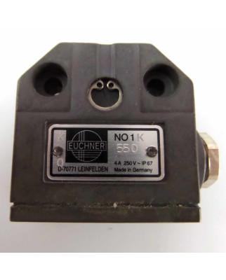 Euchner Einzelgrenztaster N01K550 NOV