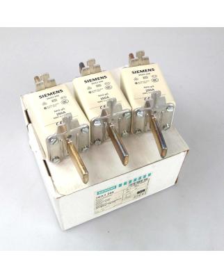 Siemens NH-Sicherungseinsatz 3NA3 244 (3Stk.) OVP
