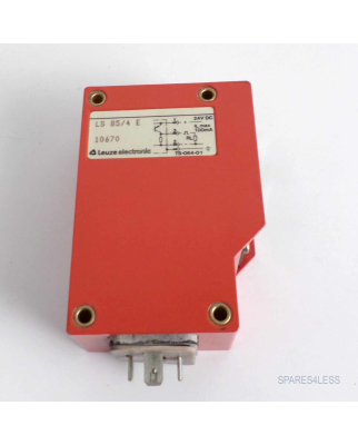 Leuze Lichtschranke LS 85 /4 E GEB