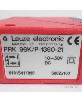 Leuze Reflexionslichtschranke PRK 96K/P-1360-21 OVP