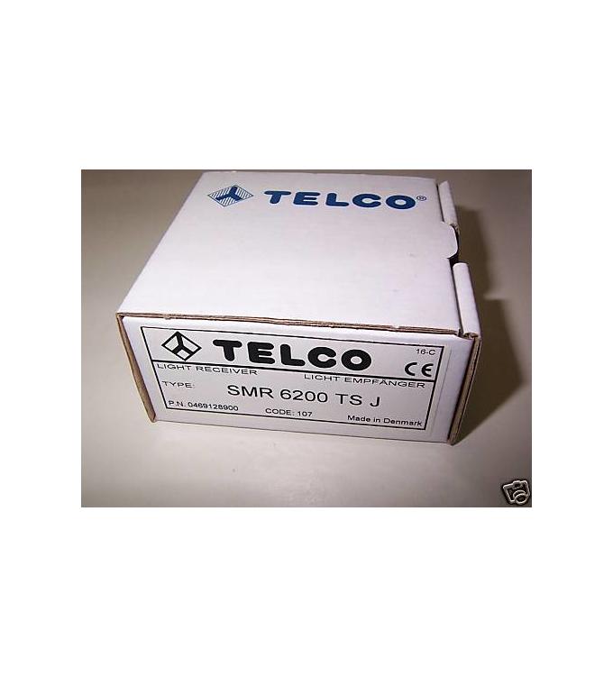 Telco Einweglichtschranke Empfänger SMR6206TSJ OVP