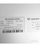 Sick MUX für CAN Netzwerk MUX400-0000 1026219 GEB