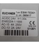 Euchner Sicherheitsrelais ESM-TE301 085617 OVP