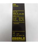 EBERLE Blinkrelais SBB 054531144590 0,05s-1s OVP