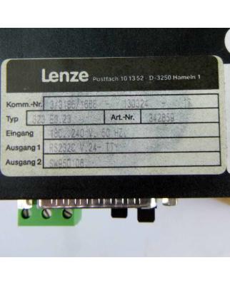 Lenze Digital Display 323 E3.23 342859 OVP