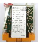 SCHLEICHER Zeitrelais KZT31 200741/1 t=5-100s OVP