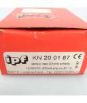 ipf electronic Kapazitiv Sensor KN 20 01 87 OVP