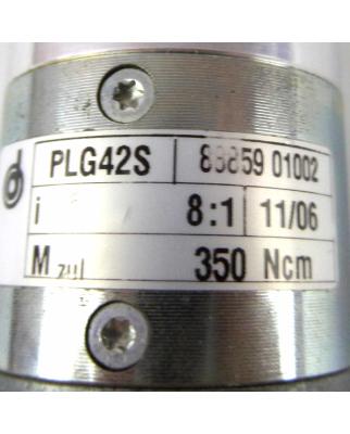 Dunkermotoren Servomotor BG44X25SI + PLG42S i=8:1 GEB