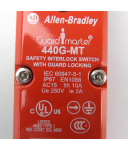 Allen Bradley Guardmaster Sicherheitsschalter 440G-MT47044 Ser.A OVP