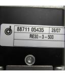Dunkermotoren EC-Motor BG65X50PI + PLG52 i=8:1 + RE30-3-500 GEB