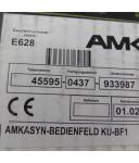 AMK AMKASYN Bedienfeld KU-BF1 OVP