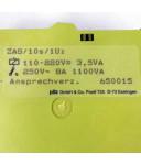 Pilz Zeitrelais ZAS/10s/1Uz 650015 NOV