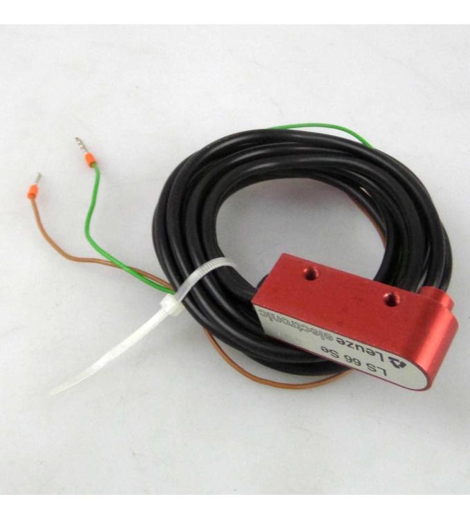 Leuze electronic Einweg-Lichtschranke Sender LS 66 SE GEB