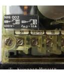 Klöckner Moeller Leistungsselbstschalter NZM6-63/ZM6 25-40A/260-475A OVP