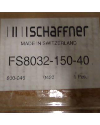 Schaffner Netzfilter FS8032-150-40 OVP