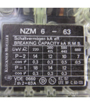 Klöckner Moeller Schalterblock NZM6-63 OVP