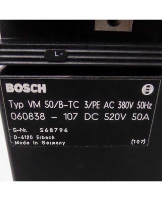 Bosch Versorgungsmodul VM 50/B-TC 060838-107 DC520V/50A GEB