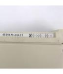 Simatic S5 AO470 6ES5 470-4UA11 E-Stand:01 REM