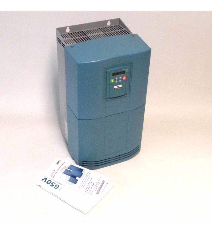 SSD Parker Hannifin Frequenzumrichter 650VD/0220/400/0011/GR/0/0/B0/0/0 OVP