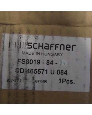 Schaffner Netzfilter FS8019-84-34 OVP