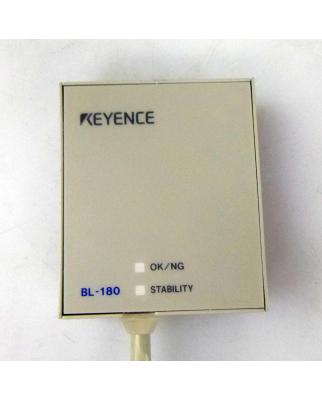 Keyence LED-/CCD-Strichcodeleser BL-180 #K2 GEB