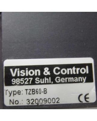 Vision & Control telezentrische Beleuchtung TZB60-B GEB