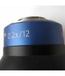 Jenoptik Jenmetar Objektiv 0.2x/12 BS0122 GEB