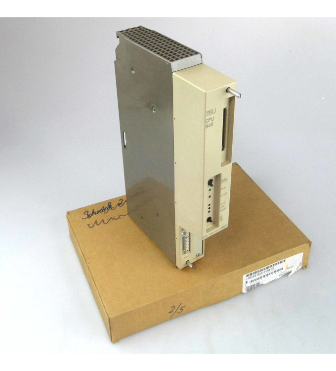 Simatic S5 CPU945 6ES5 945-7UA13 E-Stand:02 OVP