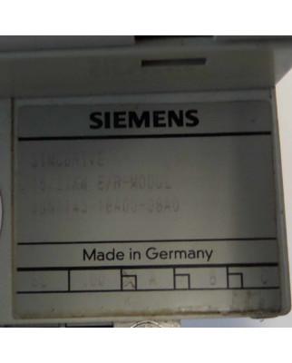 Simodrive 611 Ein-/Rueckspeisemodul 6SN1145-1BA00-0BA0 Vers.A GEB