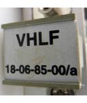PEP Steuerkarte VHLF 18-06-85-00/a GEB