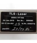 TLS-Laser 2000I/PT100 0563712 NOV
