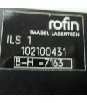 ROFIN ILS 1 B-H-7163 GEB