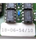 Haas-Laser Board 18-06-54-00/a 18-06-54-LS/a GEB