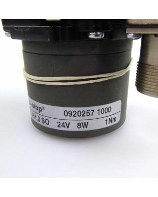 SIG Positec / BERGER LAHR Schrittmotor VRDM368/50 LWC 53824035202 GEB